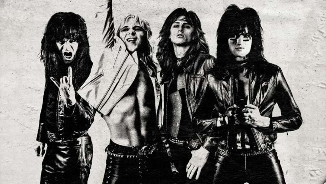 Article heading image for Mötley Crüe's The Dirt Is Here