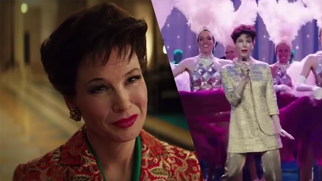 Article heading image for See Renee Zellweger As Judy Garland In The Trailer For 'Judy'