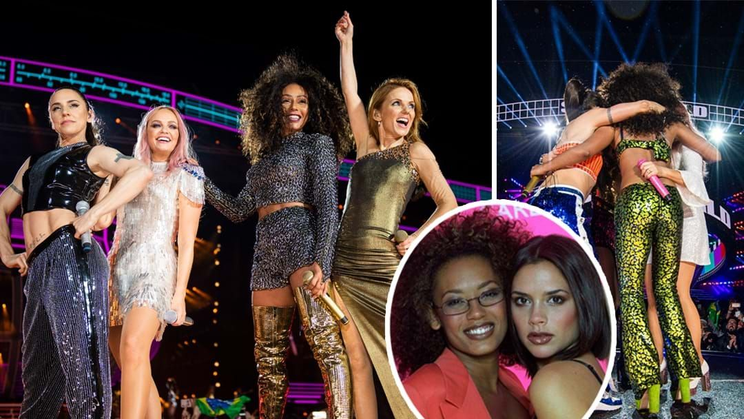 Article heading image for Mel B Reveals That Posh Didn't Even Come To One Spice Girl Show