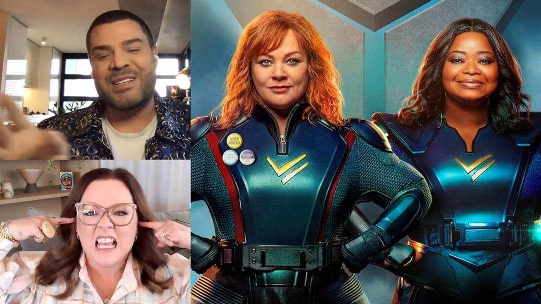 Article heading image for Melissa McCarthy Reveals What It Was Like Having BOTH Of Her Daughters Star In Her New Movie