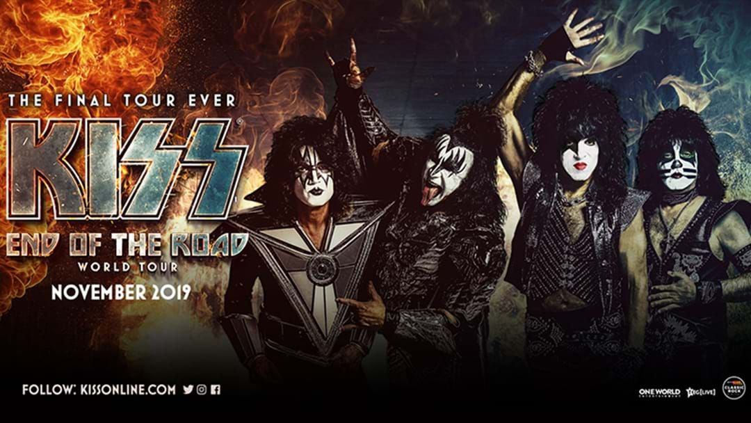 Article heading image for KISS Announce Final Australian Show