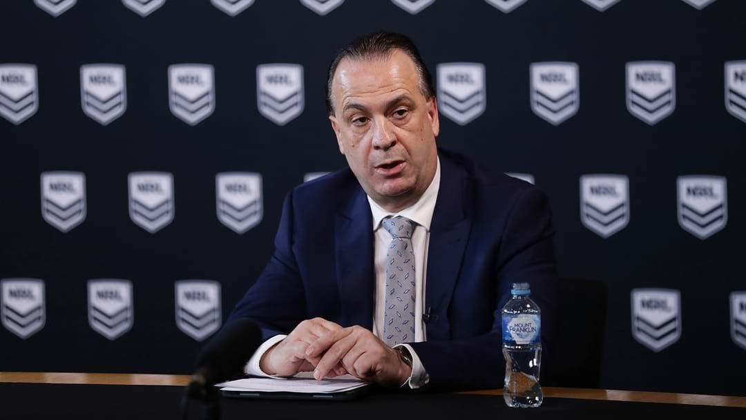 Article heading image for ARLC Chairman Peter V'landys Reveals All On NRL Relocation