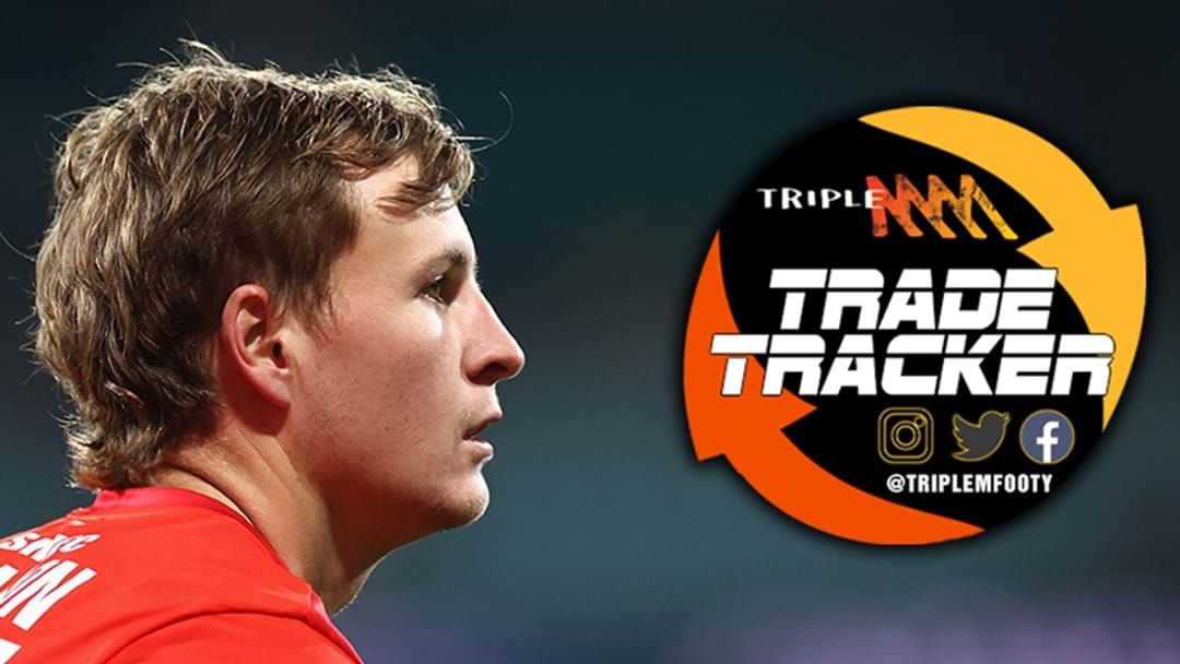 Article heading image for Mark Ricciuto On What Adelaide's Role In The Four Way Pick Swap Means For The Jordan Dawson Deal