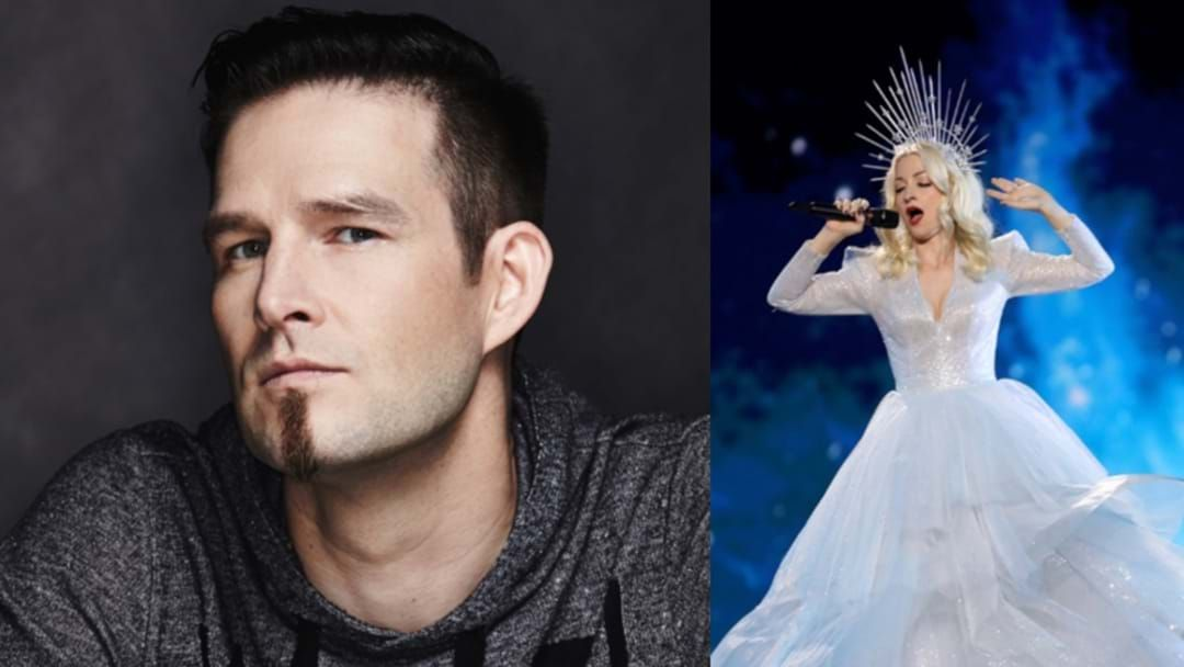 Article heading image for There Could Be A Darude & Kate Miller-Heidke Collaboration!