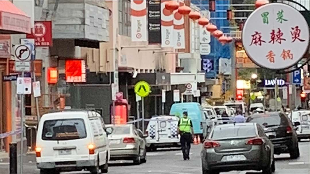 Article heading image for Woman Found Dead On Melbourne Street