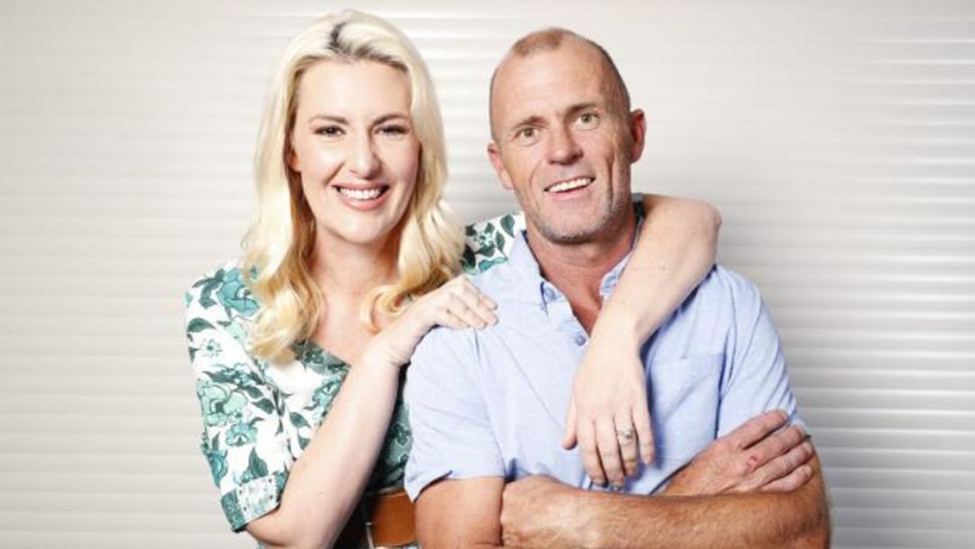 Article heading image for Jess And Norm Accidentally Ate Another Block Contestant's Gender Reveal Cake