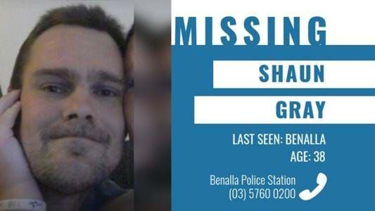 Missing persons benalla