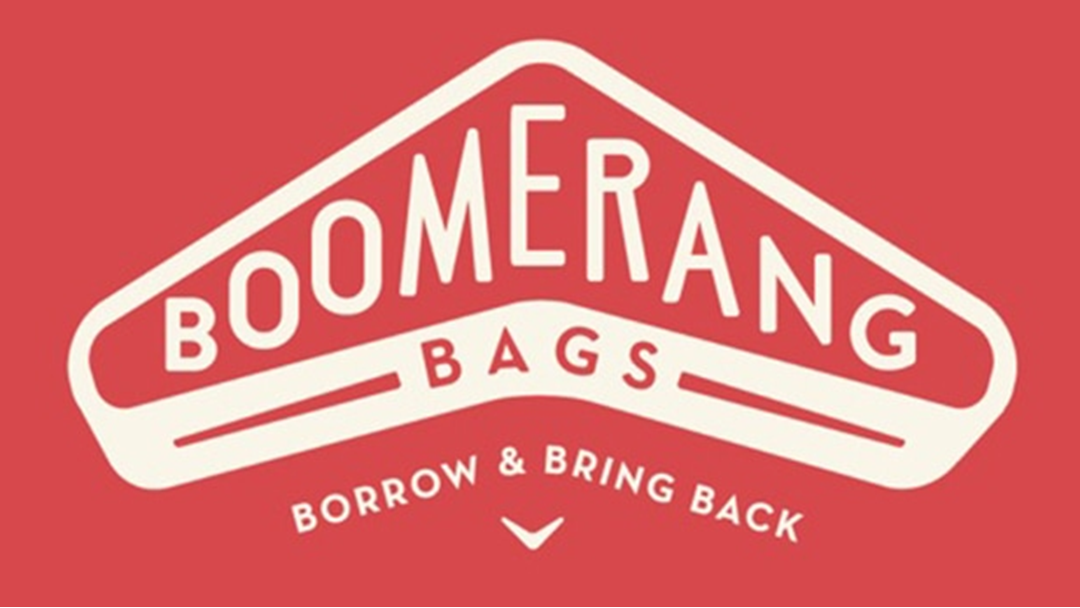 Article heading image for Boomerang Bags