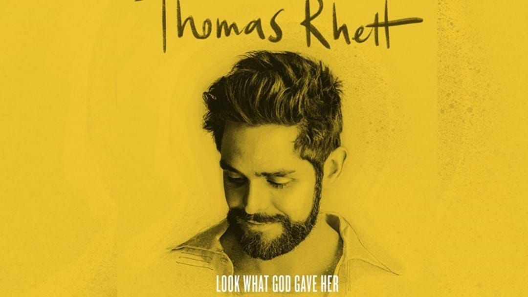 Article heading image for Thomas Rhett Announces New Single