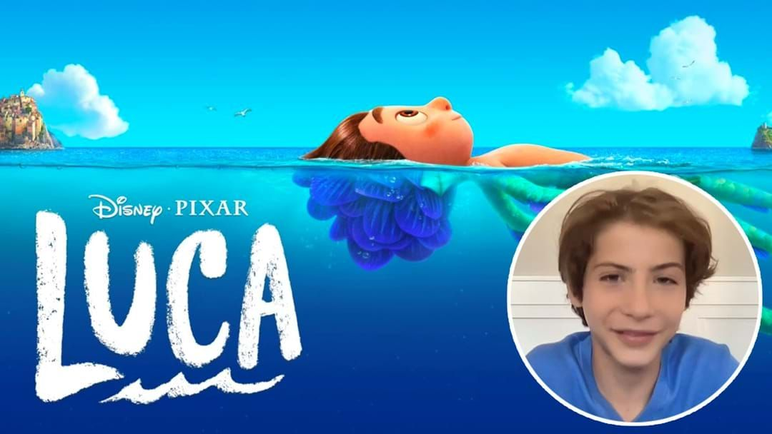 Article heading image for Why Your Kids Need To See The New Disney+ Film 'Luca'