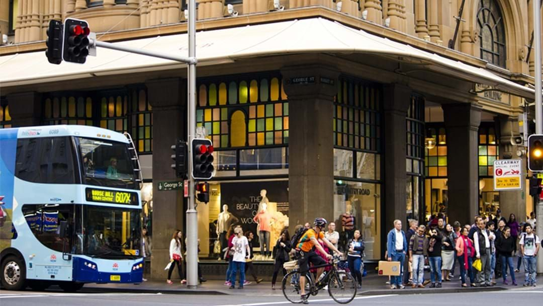 Article heading image for ATTN SYDNEY: All Bus Travel Today Will Be FREE!
