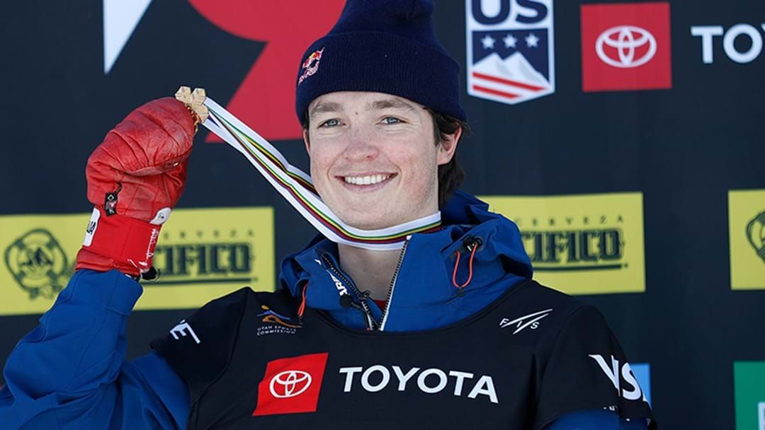 Article heading image for Scotty James Has Won His Third Snowboarding World Championship