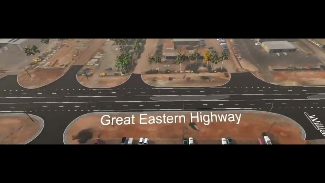 Article heading image for Great Eastern Highway Duplication Update - November 1