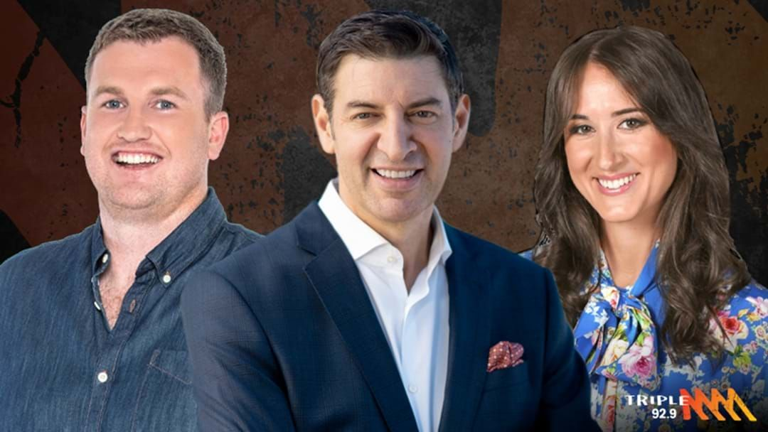 Article heading image for Basil Zempilas Leads New Breakfast Team On Perth's Newest Station, 92.9 Triple M