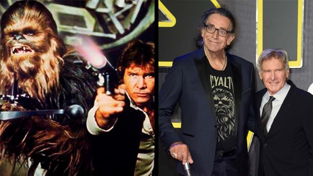 Article heading image for Peter Mayhew, Original Chewbacca, Has Died Aged 74
