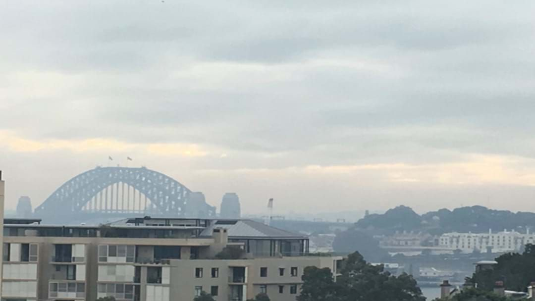 Article heading image for Thick Smoke To Blanket Sydney For Days
