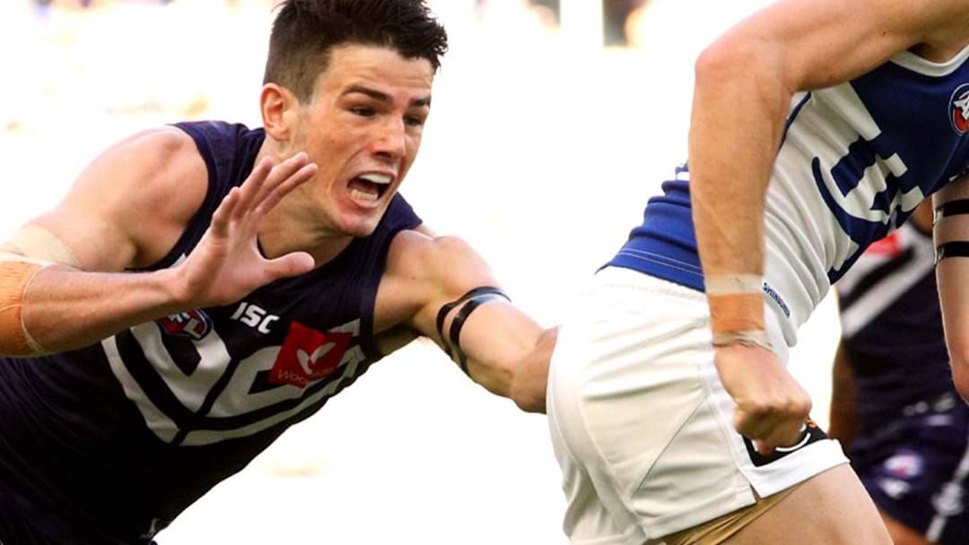 Article heading image for How Brayshaw Coped With A Hit To The Head In Freo's Game Against North