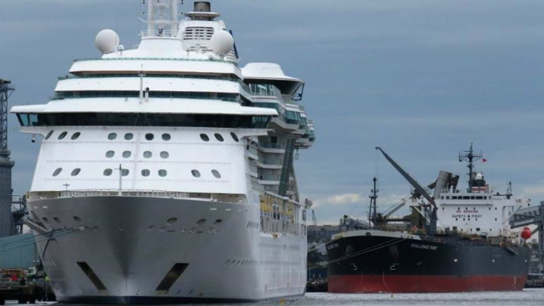 Article heading image for Newcastle's Unexpected Cruise Ship Visit