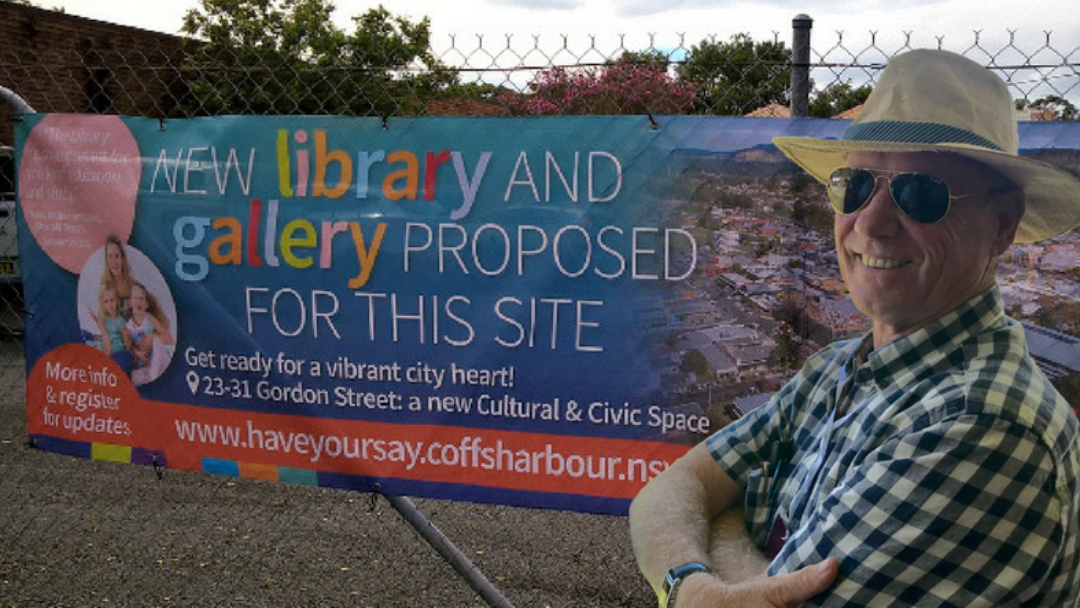Article heading image for COFFS HARBOUR: Andrew Fraser Calls Public Meeting About Cultural & Civic Space