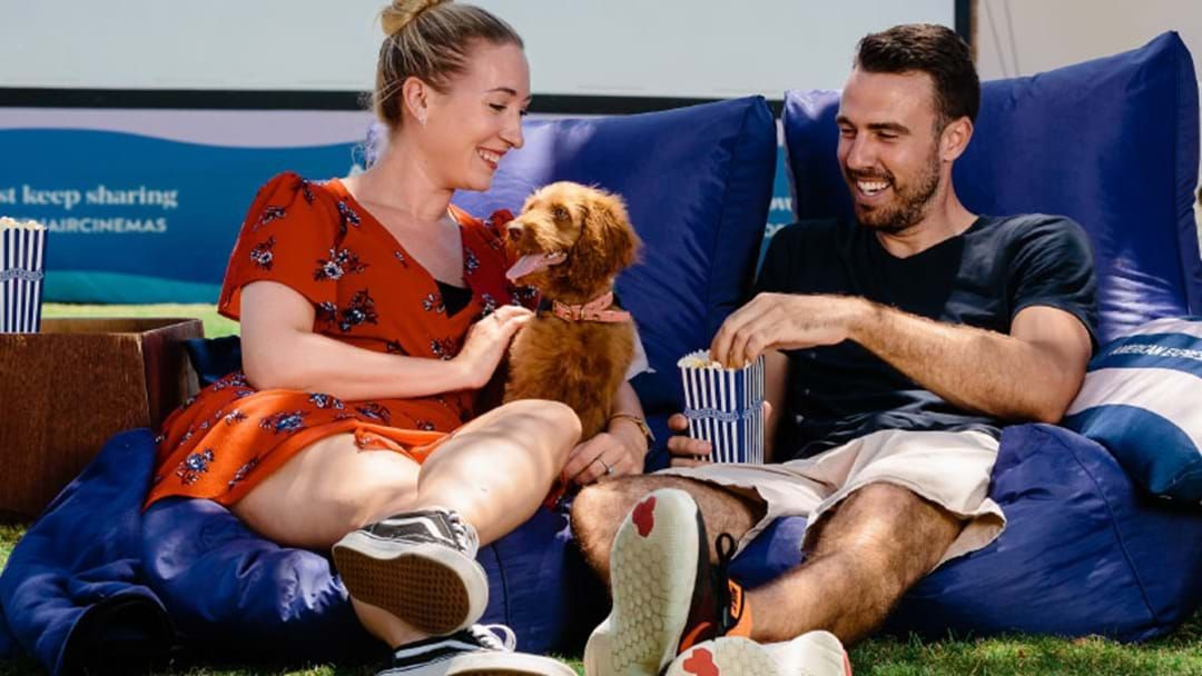 Article heading image for Perth's Hosting An Outdoor Film Festival And Yes, YOU CAN BRING YOUR DOG
