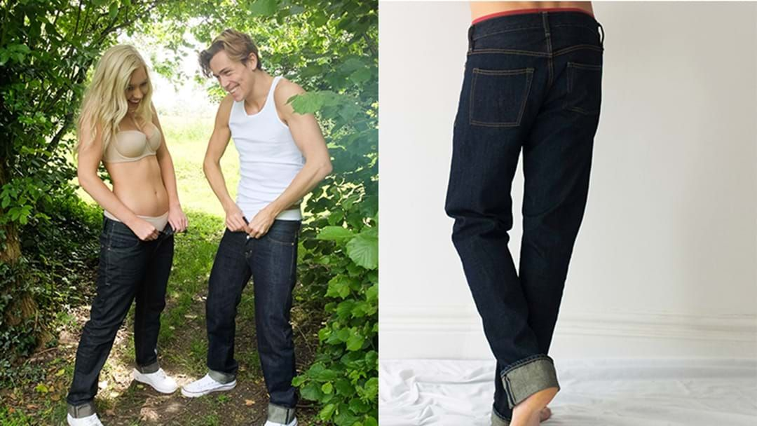 Article heading image for Introducing The Flatulence Jeans, Which Supposedly Stops Your Farts From Smelling