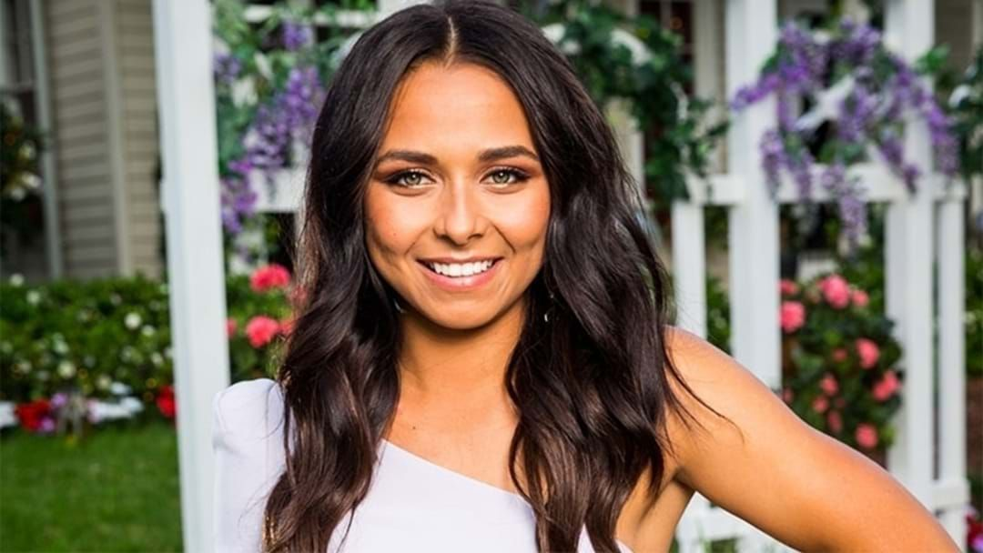 Article heading image for Brooke Is Back On 'Bachelor In Paradise' & Coming Clean About What Happened With The Honey Badger!