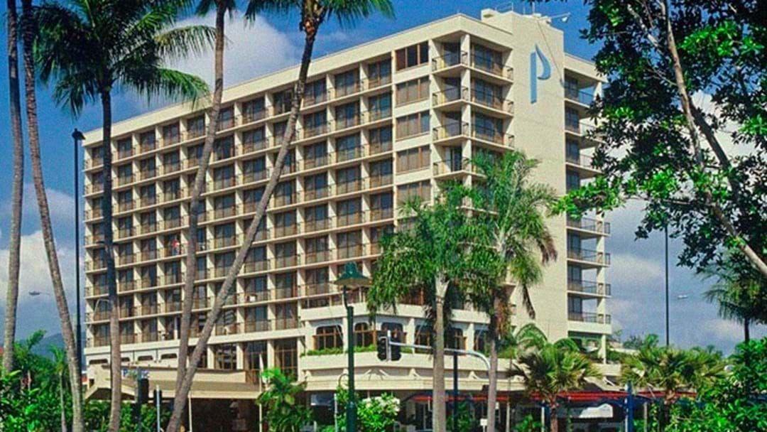 Article heading image for Woman Scales Nine-Storey Hotel In Brazen Quarantine Escape Attempt