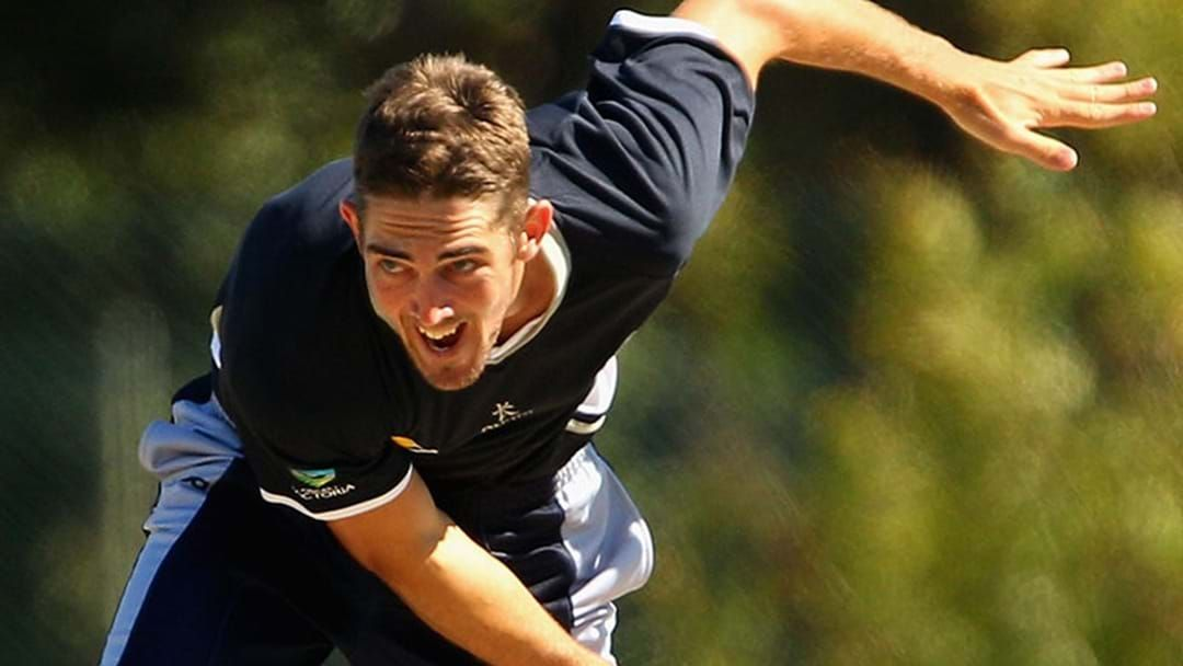 Article heading image for Steele Sidebottom's Brother Ryan Makes Ripping County Debut