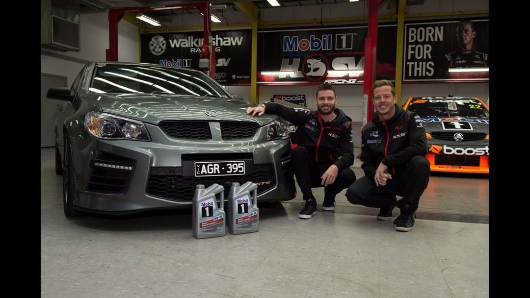 Article heading image for EXCLUSIVE: James Courtney And Scott Pye Reveal New Goals For 2017