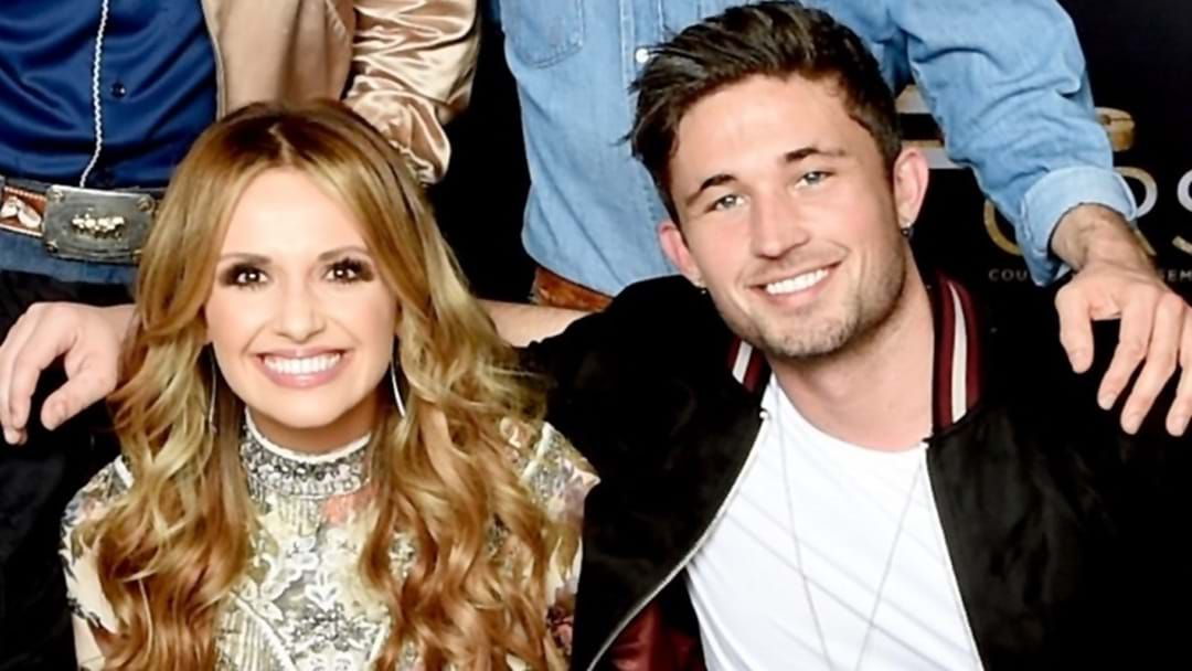 Article heading image for Carly Pearce and Michael Ray Are Engaged
