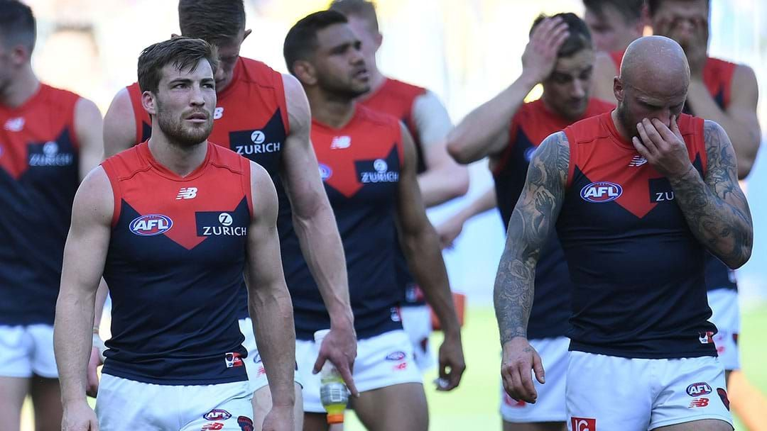 Article heading image for Jack Viney And Nathan Jones Will Train At Casey On Friday To Prove Their Fitness For Round One