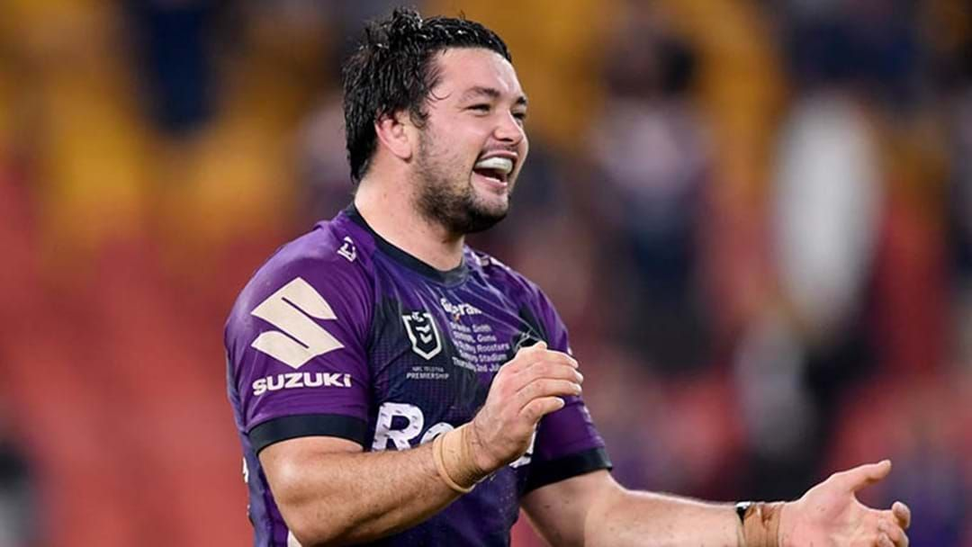 Article heading image for Ready's Mail   A Big Update On Brandon Smith's NRL Club Future