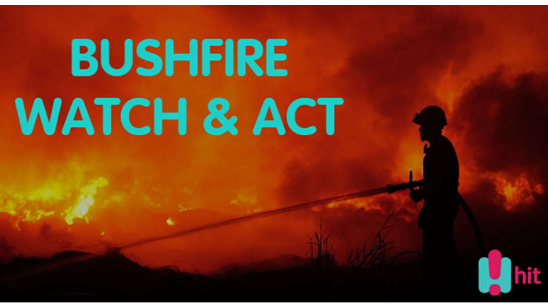 Article heading image for Bushfire WATCH AND ACT for an area bounded by Yourdamung Road to the west, Collie-Williams Road to the south, Boundary Road to the east and Trees Road to the north in the Shire of Collie