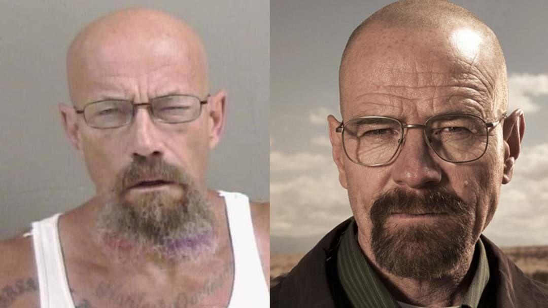 Article heading image for Cops Are Looking For A Bloke For Meth Possession Who Looks Eerily Familiar...