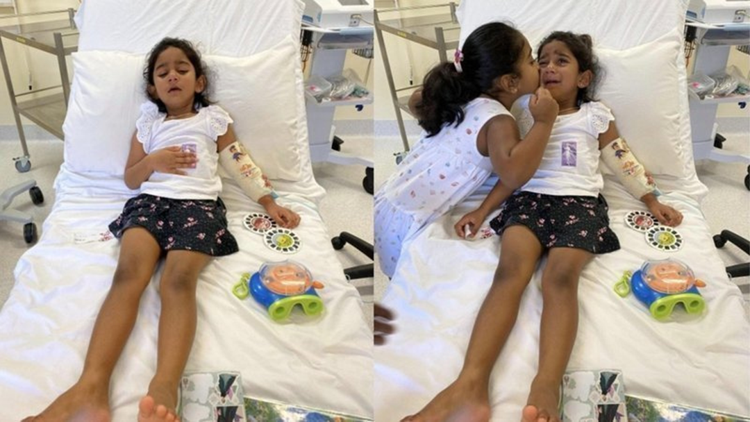 Article heading image for Three-Year-Old Rushed to Perth's Children's Hospital from Christmas Island