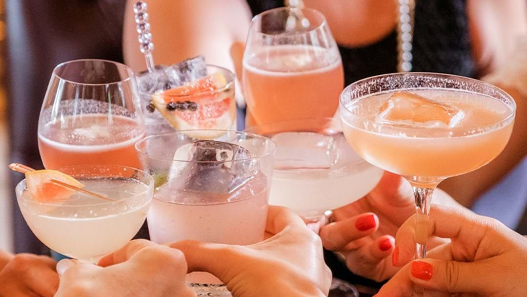 Article heading image for Here's All The Instagrammable Cocktail Recipes You Need To Try This Valentine's Day!