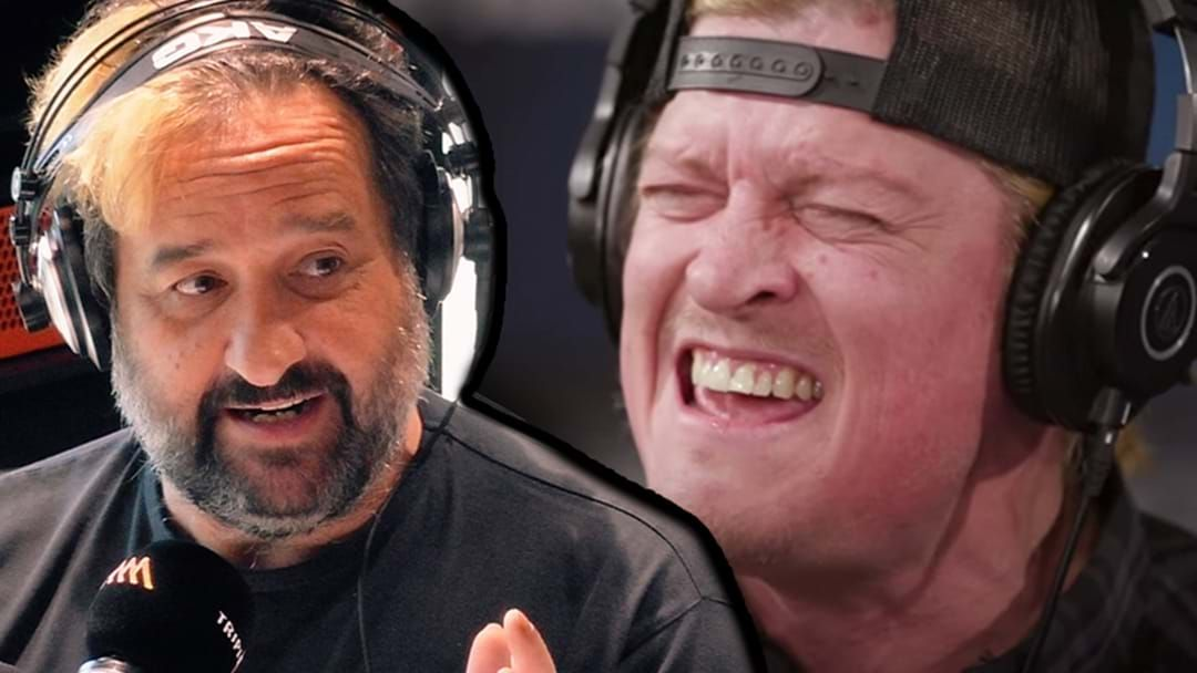 Article heading image for The World Premiere: Mick Molloy's Cover Of Puddle Of Mudd's Cover Of Nirvana's 'About A Girl'