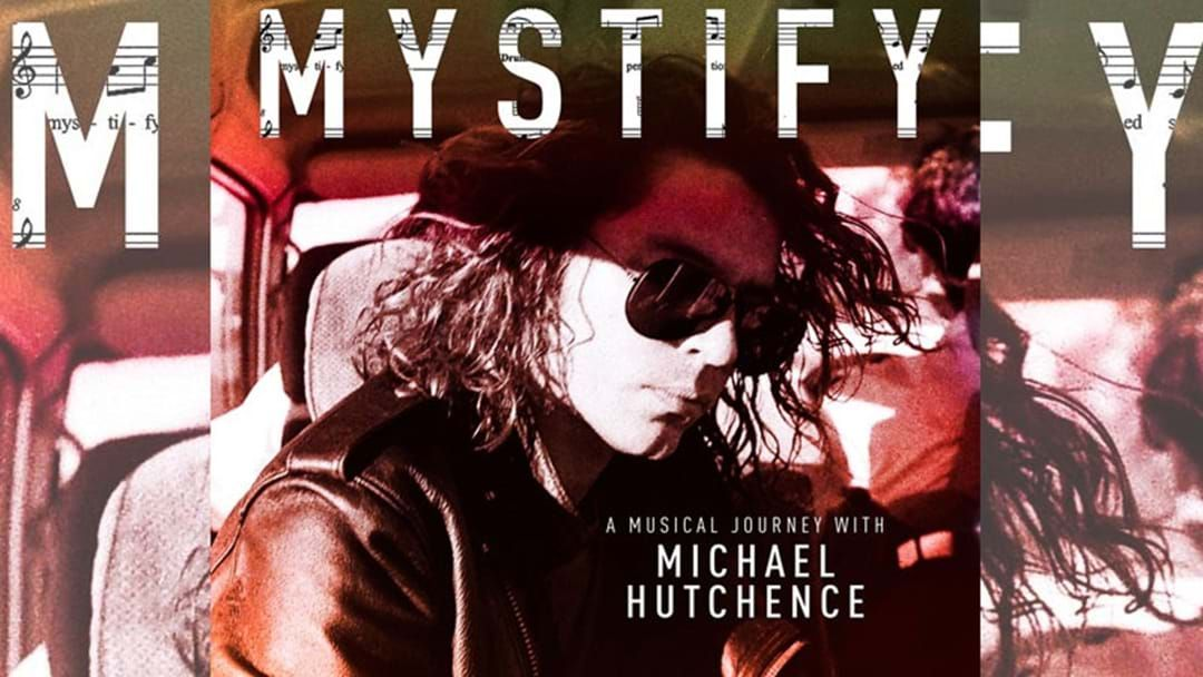 Article heading image for INXS Fans Set To Lose Their Minds Over New Michael Hutchence Music Release