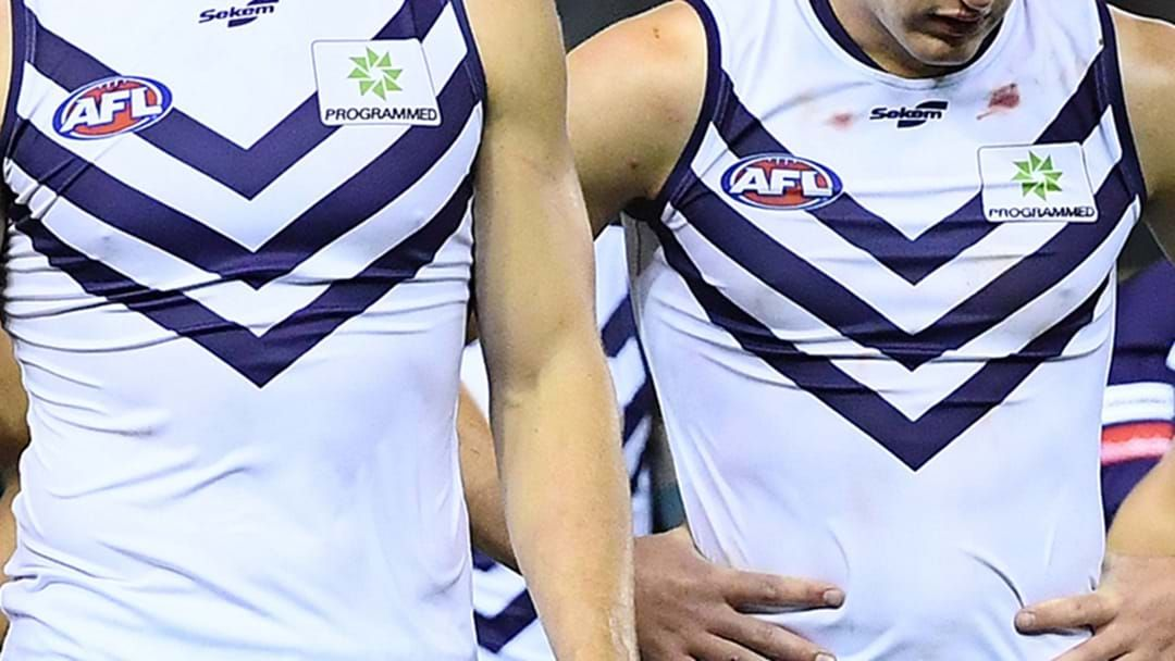 Article heading image for BIG Footy Rumour: The Dockers To Change Their Name?