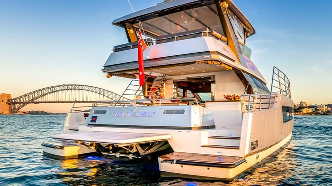 Article heading image for PSA: Here Are All The Best Boats You Can Still Rent To Watch The NYE Fireworks!