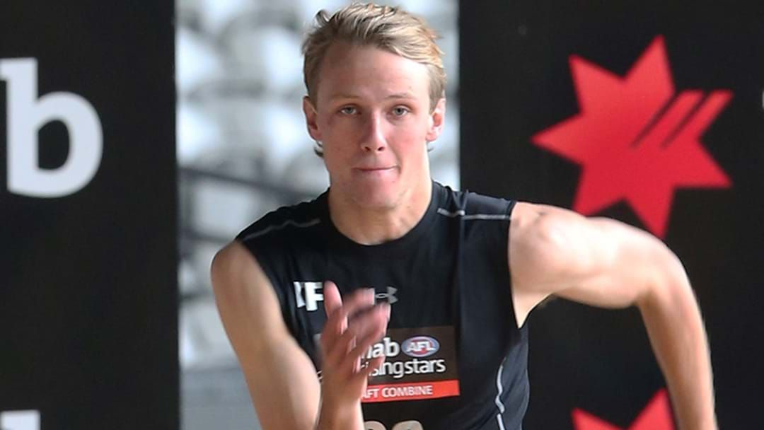 Article heading image for LISTEN | Kevin Sheehan's Comprehensive Wrap Of The Top Picks In The 2018 AFL Draft