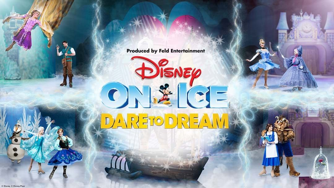 Article heading image for Disney On Ice: Dare To Dream