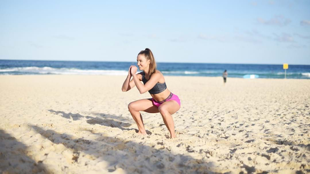 Article heading image for The 5-Minute Do-Anywhere Butt Workout