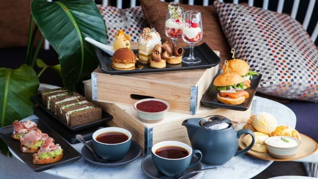 Article heading image for Forgot A Present? Take Your Mum To This Brisbane High Tea!