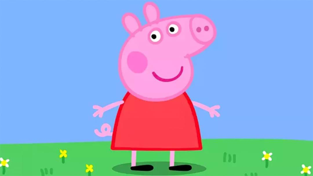 Article heading image for Parents Say Their Kids Are Speaking With English Accents Thanks To Peppa Pig