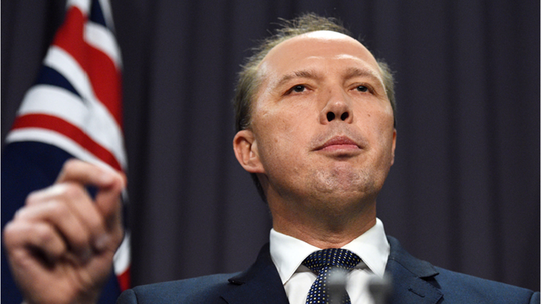 Article heading image for Peter Dutton Has Delivered A Petition To Turnbull Demanding A Party Meeting