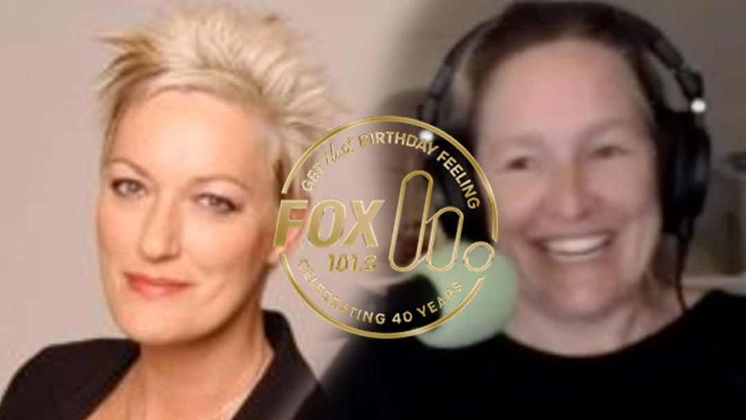 Article heading image for Former Fox Breakfast Host Tracy Bartram Reflects On Her Time Working On The Station And Shares Never Been Told Stories!
