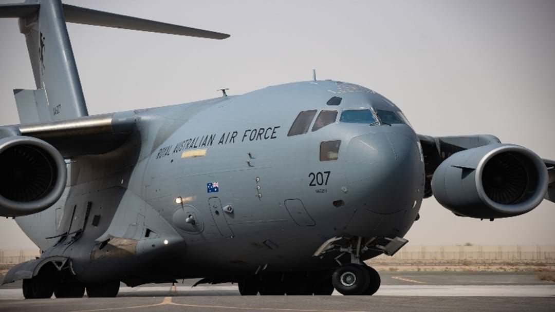 Article heading image for First Flight From Taliban-Controlled Kabul Lands Safely In Perth