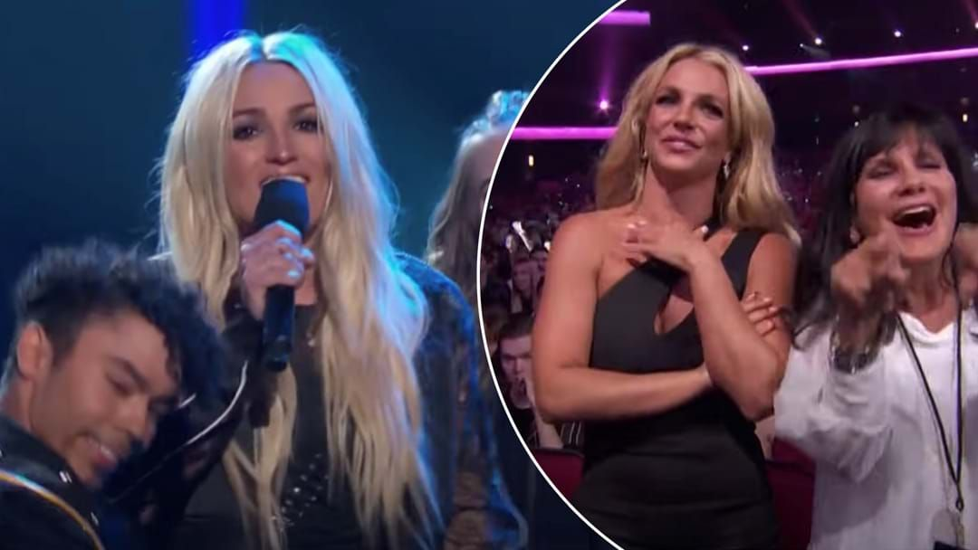 Article heading image for Video Surfaces Supporting Britney Spears' Recent Lash Out At Her Sister