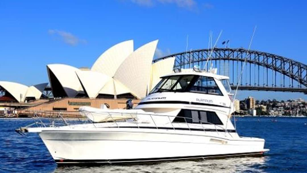 Article heading image for Rob Canned The Day Out On His Boat After Paddy Shuffled His Plans